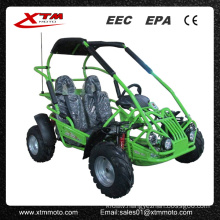 China 2 Seat 80cc Kids Engine Go Kart